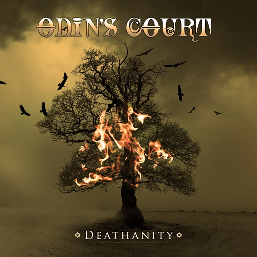 Odin's Court - Deathanity (R3) (2016)