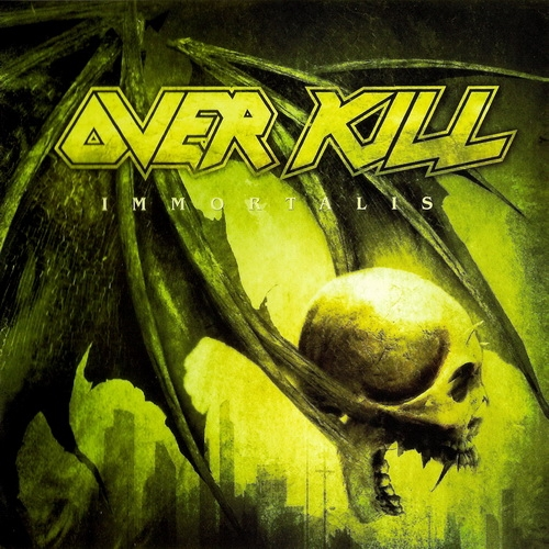 Overkill - Discography (1985 - 2014)