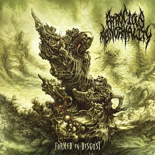 Atrocious Abnormality - Formed In Disgust (2016)