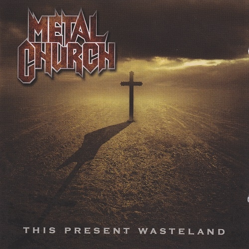 Metal Church - Discography (1985 - 2016)
