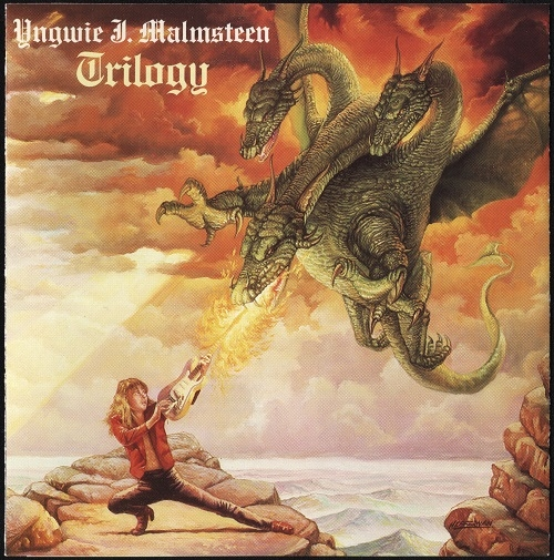 Yngwie Malmsteen - Discography (1984 - 2012)