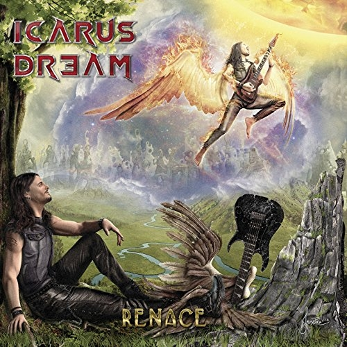 Icarus Dream - Renace (2016)
