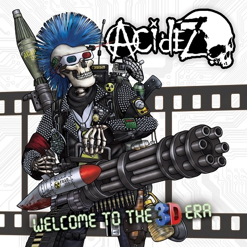 Acidez - Welcome to the 3D Era (2016)