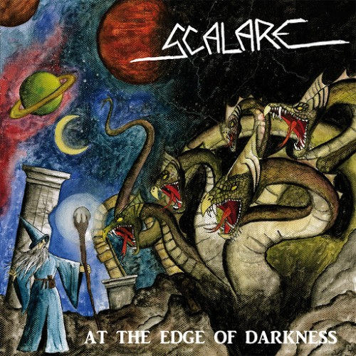 Scalare - At the Edge of Darkness (2016)