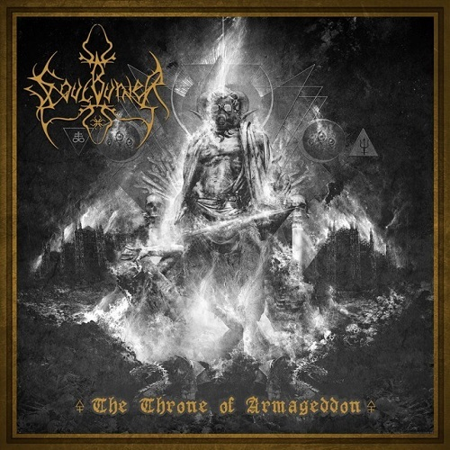 Soulburner - The Throne of Armageddon (2016)