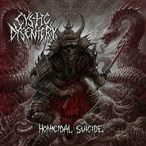 Cystic Dysentery - Homicidal Suicide (2016)