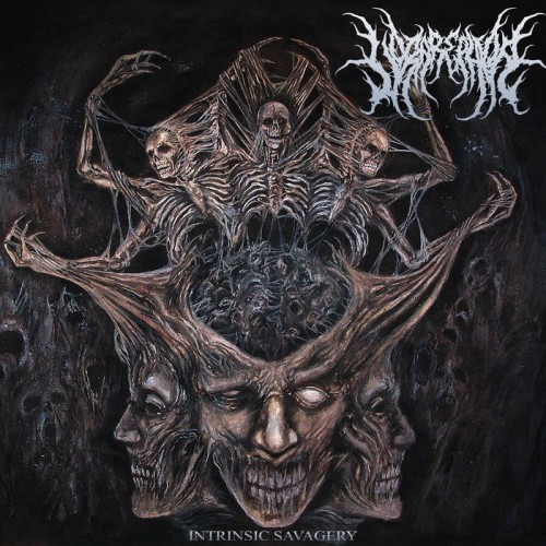 Vorarephilia - Intrinsic Savagery (2015)
