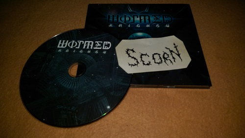 Wormed - Krighsu (Digipack Edition) (2016)