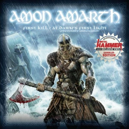Amon Amarth – First Kill [EP] (2016)