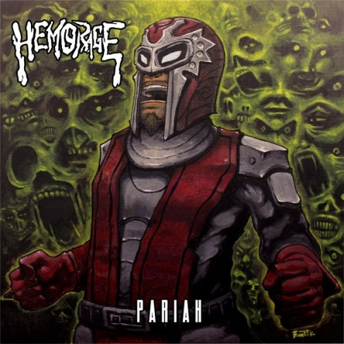 Hemorage - Pariah (2015)