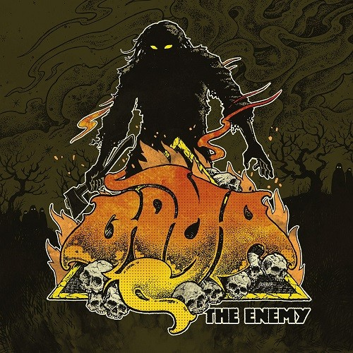Goya - The Enemy [EP] (2016)