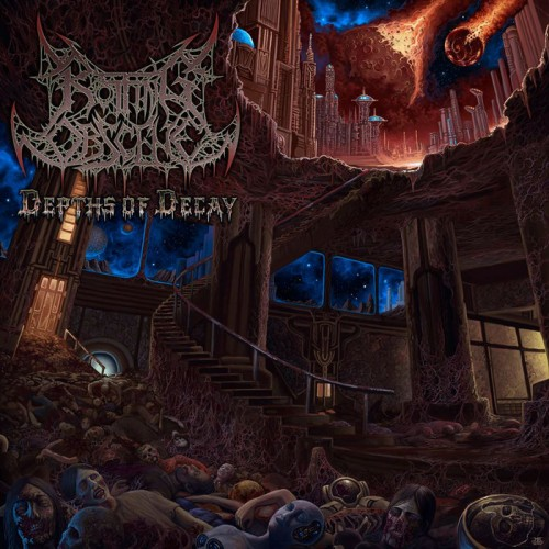 Rotting Obscene - Depths of Decay (2016)