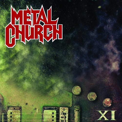 Metal Church - XI (Deluxe International Edition) (2016)
