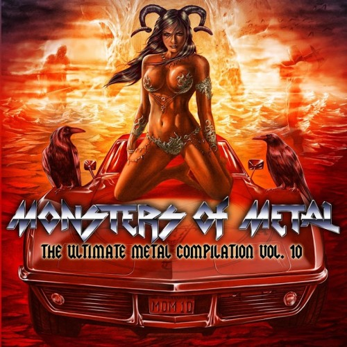 VA - Monsters of Metal, Vol. 10 (2016)