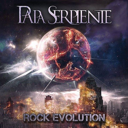 Papa Serpiente - Rock Evolution (2016)