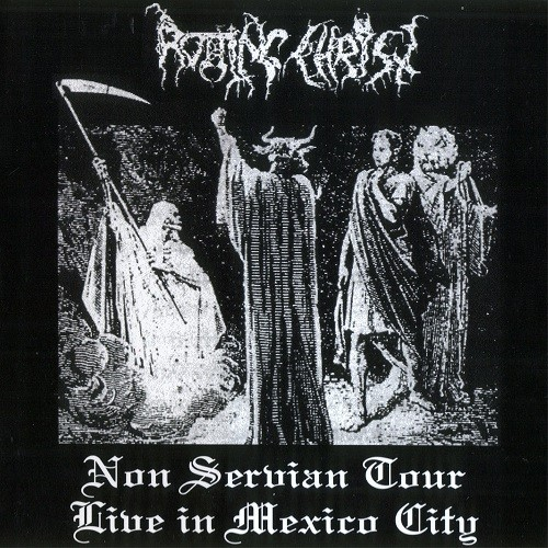 Rotting Christ - Discography (1989 - 2016)