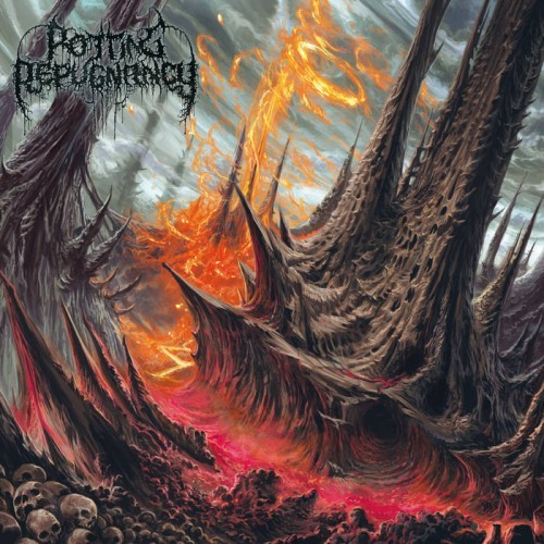 Rotting Repugnancy - Harbingers of the Last Judgement (2015)