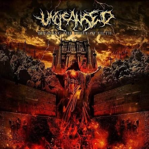 Uncleansed - Defacing the Deity of Filth (EP) (2016)