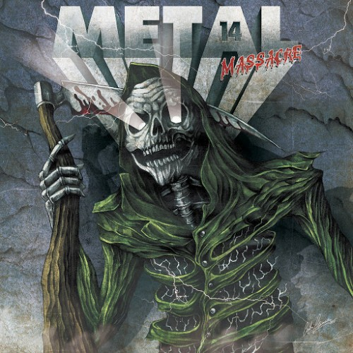 Various Artists - Metal Massacre 14 (2016)