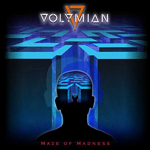 Volymian - Maze of Madness (2016)