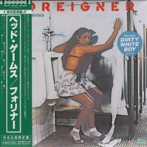 Foreigner - Discography (1977 - 2014)