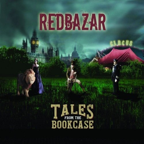 Red Bazar - Tales From The Bookcase (2016)