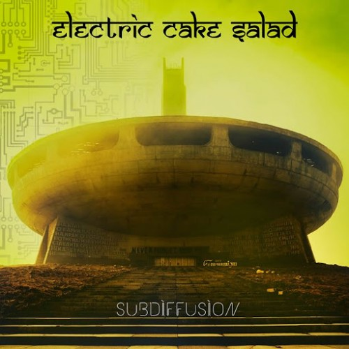 Electric Cake Salad - Subdiffusion (2016)