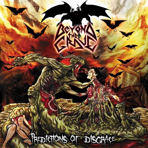 Beyond The Grave - Predicitions Of Disgrace (2016)