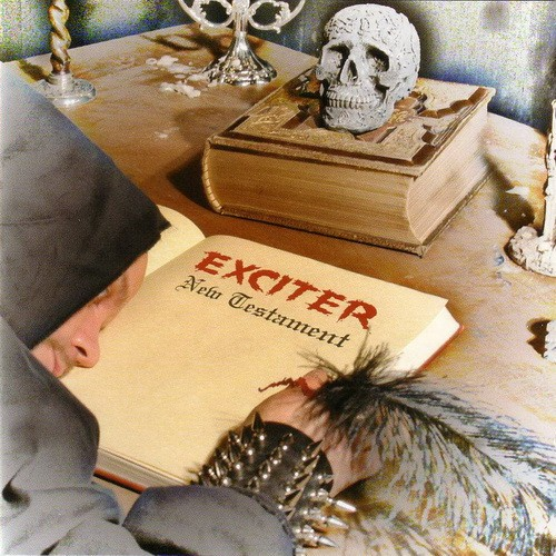 Exciter - Discography (1983 - 2010)