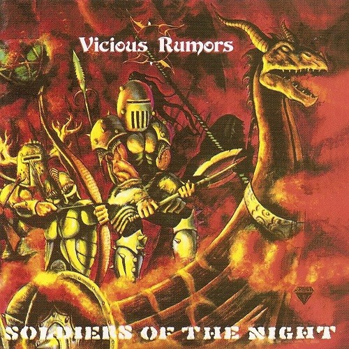Vicious Rumors - Discography (1983 - 2014)