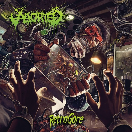 Aborted - Retrogore (2CD Limited Edition) (2016)