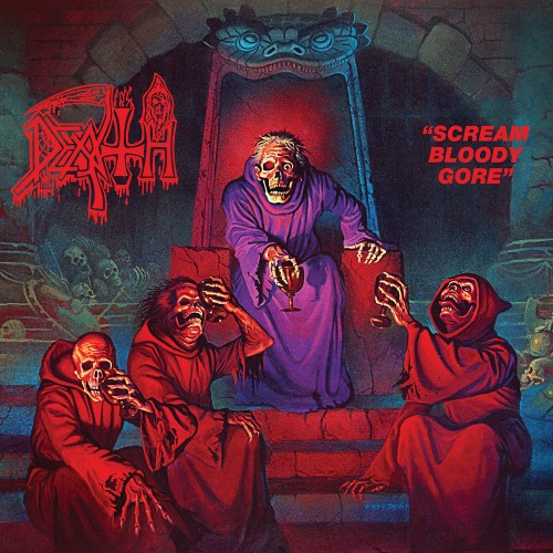 Death - Scream Bloody Gore (3CD Deluxe Edition) (2016)