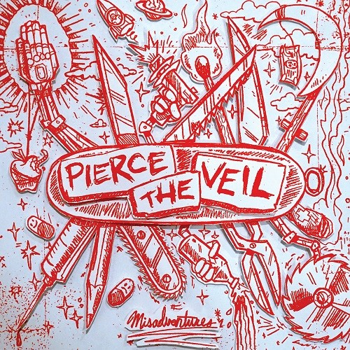 Pierce The Veil - Misadventures [Deluxe Edition] (2016)