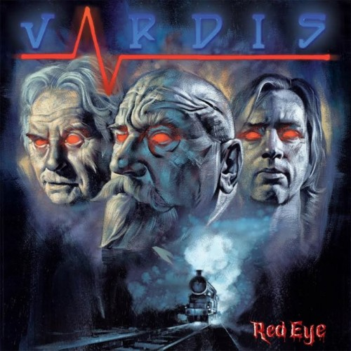Vardis - Red Eye (Deluxe Edition) (2016)