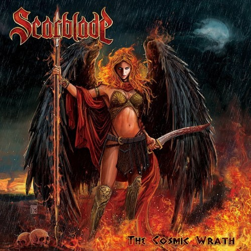 Scarblade - The Cosmic Wrath (2016)
