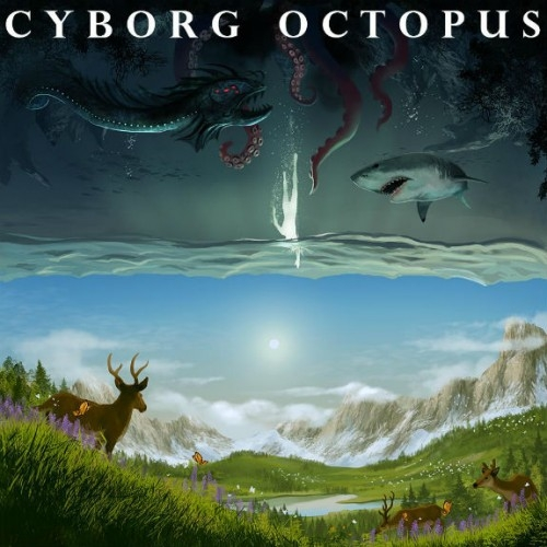 Cyborg Octopus - Learning to Breathe (2016)