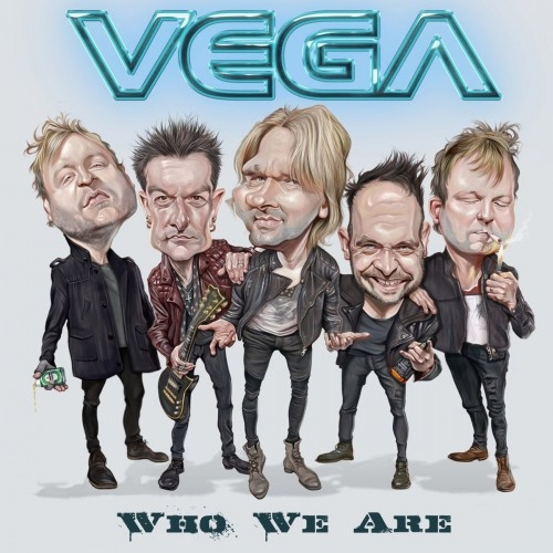 Vega - Who We Are (2016)