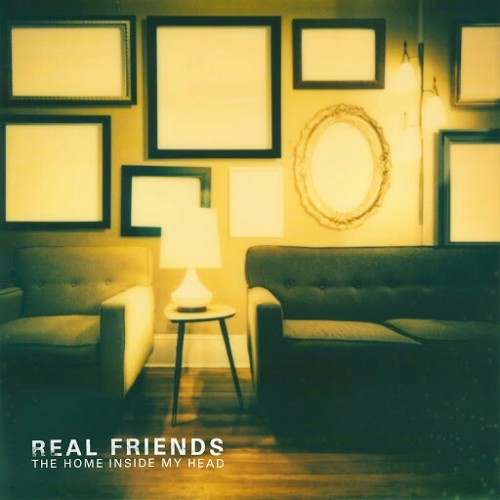 Real Friends - The Home Inside My Head [Target Deluxe Edition] (2016)