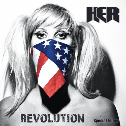 HER - Revolution (2016) [Special Edition]