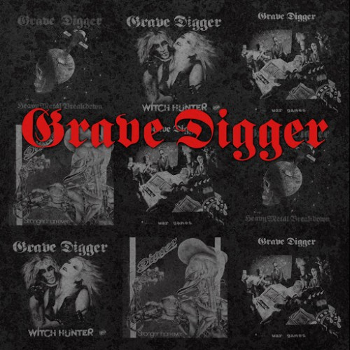 Grave Digger - Let Your Heads Roll - The Very Best of the Noise Years 1984-1987 (2016)