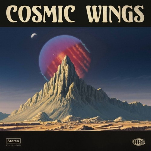 Cosmic Wings - Cosmic Wings (2016)