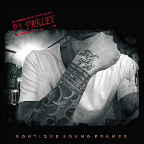 PJ Farley - Boutique Sound Frames (2016)