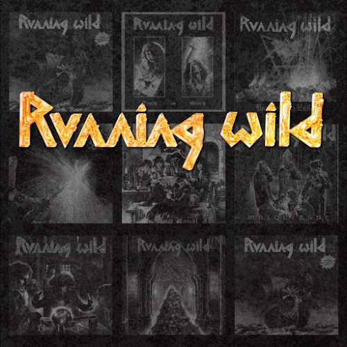 Running Wild - Riding the Storm - The Very Best of the Noise Years 1983-1995 (2016)