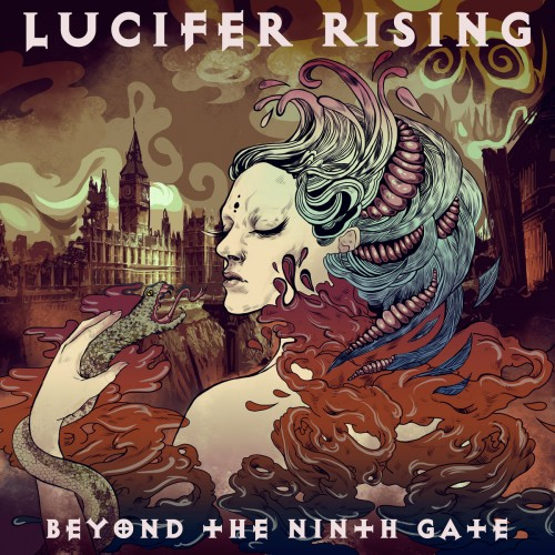 Lucifer Rising - Beyond The Ninth Gate (2016)
