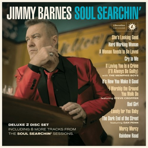 Jimmy Barnes - Soul Searchin (Deluxe Edition) (2016)