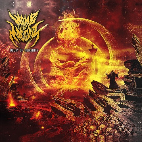 Womb Of Maggots - Decay Of Humanity (2016)