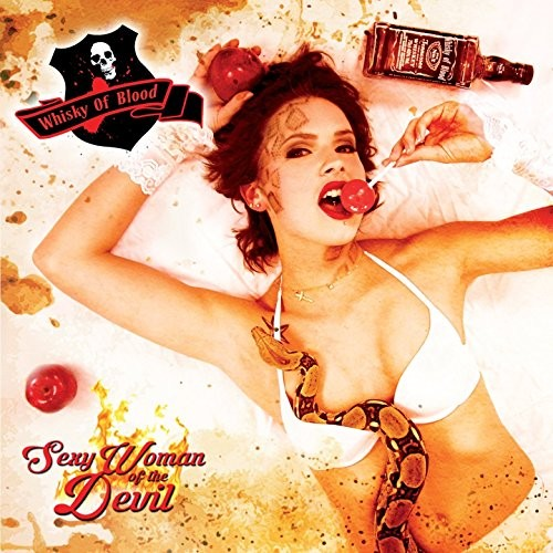 Whisky Of Blood - Sexy Woman Of The Devil (2016)