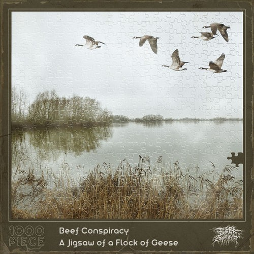 Beef Conspiracy - A Jigsaw Of A Flock Of Geese (2016)