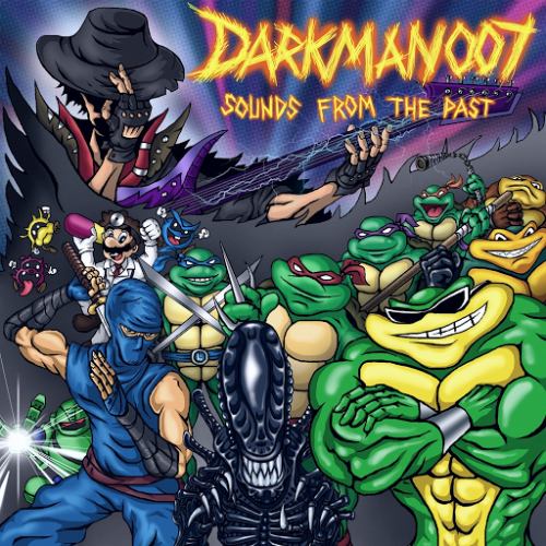 Darkman007 - Sounds From The Past (2016)