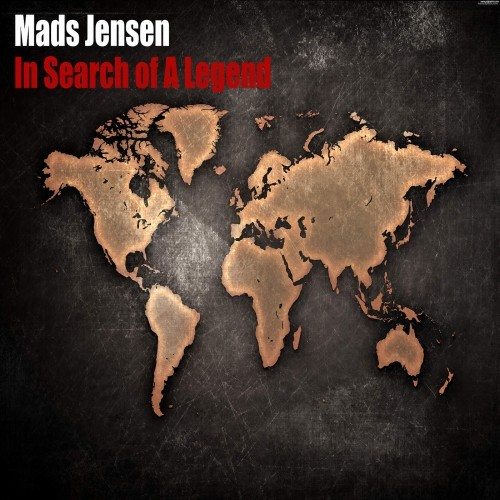 Mads Jensen - In Search Of A Legend (2016)